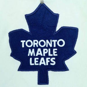 Toronto Maple Leafs Sweater NHL Pullover 1/4 Zip